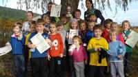 Orientierungslauf und Kinderfähnchenlauf 2013